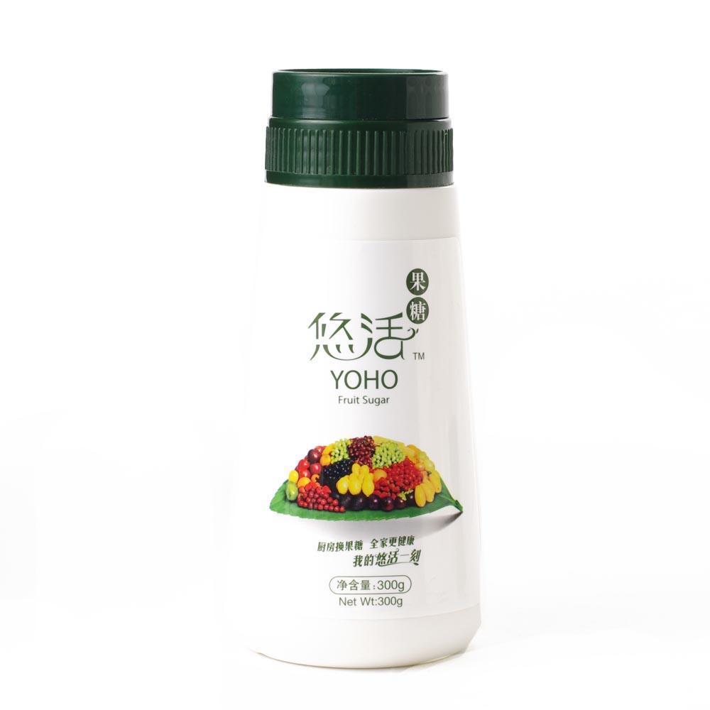 悠活果糖玲珑塔瓶装300g【价格