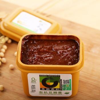 禾然有机豆瓣酱300g 酱心独酿 奉献至臻美味
