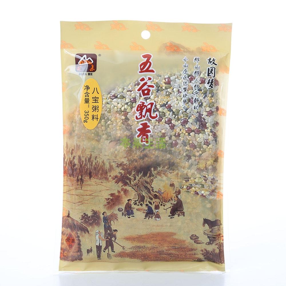 甸禾五谷飘香八宝粥料350g
