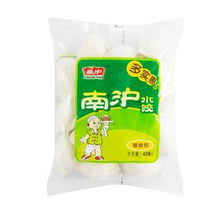 南沪特色鲅鱼水饺408g 饱满的心,结实的皮